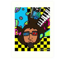 REGGIE WATTS - Part 2 Art Print