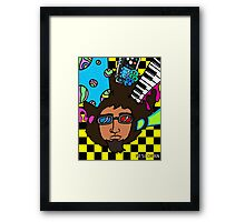 REGGIE WATTS - Part 2 Framed Print