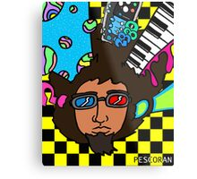 REGGIE WATTS - Part 2 Metal Print