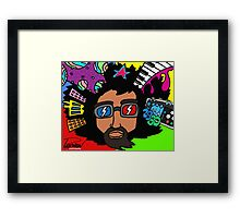 REGGIE WATTS - Part 1 Framed Print