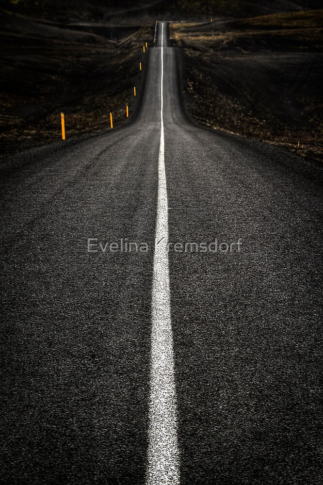 Long Way To Nowhere by Evelina Kremsdorf