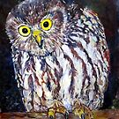 barking owl for Lily by pamfox