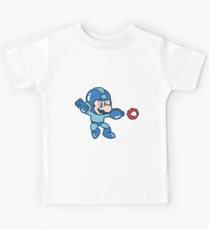 Mega Mario Kids Tee