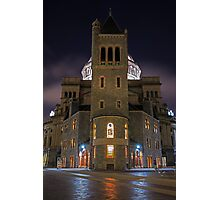 Church of Christian Scientists Photographic Print