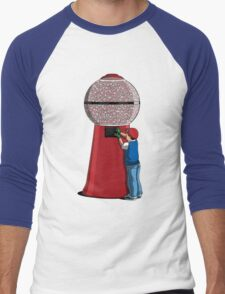 The Machine Men's Baseball ¾ T-Shirt