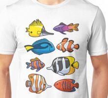 Tropical Fish Unisex T-Shirt
