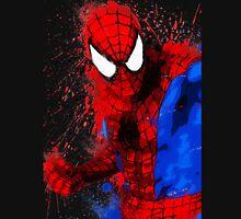 Web-Head - Splatter Art T-Shirt