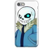 sans iPhone Case/Skin