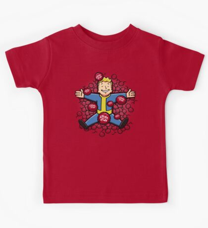 Nuclear Beauty Kids Tee
