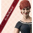 Mad Men - Joan by Bob Melan