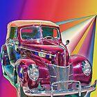 Ford V8 by Mike Pesseackey (crimsontideguy)