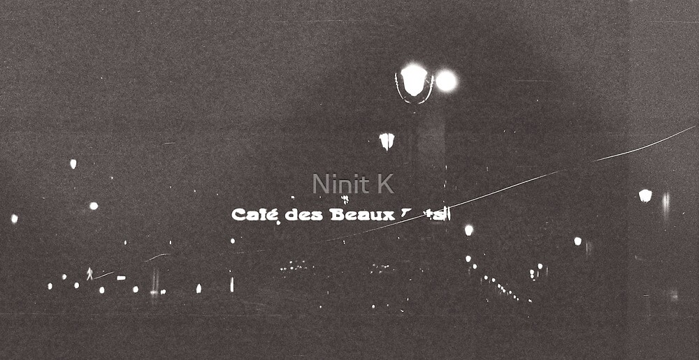 Cafe of the Beautiful by Ninit K