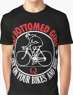 fat bottomed girls Graphic T-Shirt
