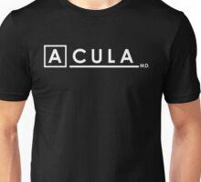 Dr. Acula (Scrubs) x House M.D. Unisex T-Shirt