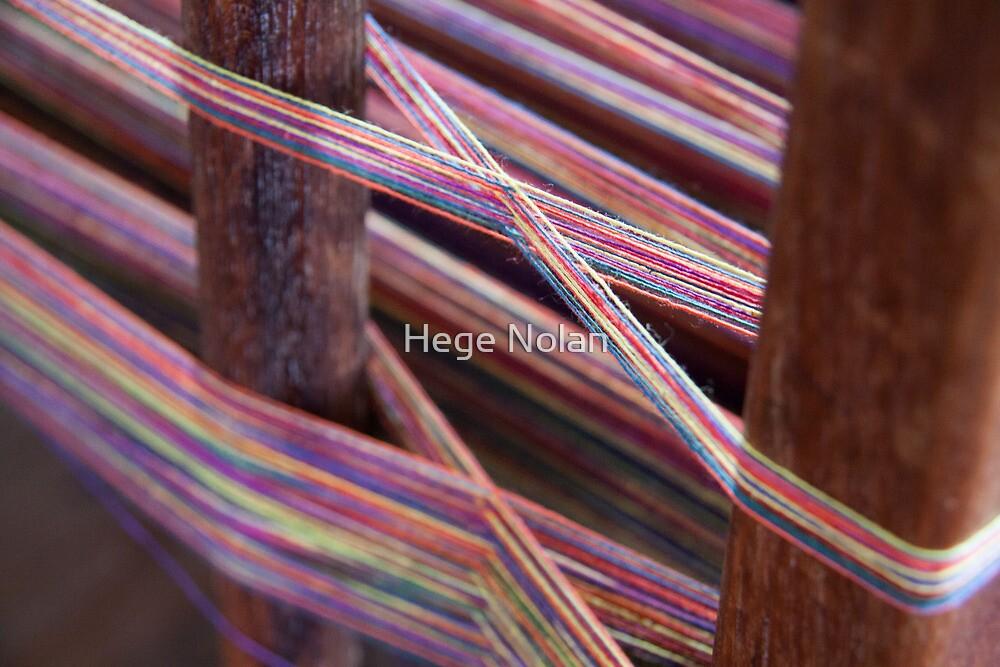 Loom Weavers by Hege Nolan