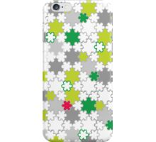 Summer snowflakes iPhone Case/Skin