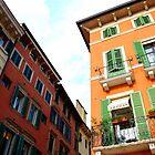 Verona Facades by dyanera