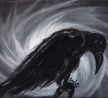 Dream the crow black dream. by ROUBLE RUST