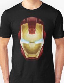 Iron Man (Geometric) T-Shirt