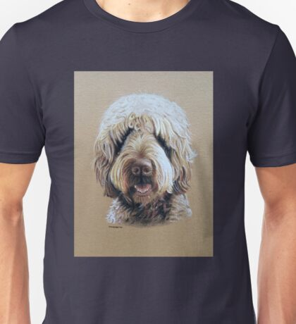 Munro the gorgeous labradoodle! Unisex T-Shirt