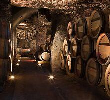 wine cellar by Carine LUTT