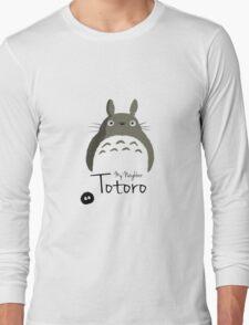 totoro neighbor Long Sleeve T-Shirt