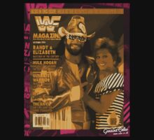 Macho Man Vintage by calzo