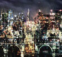 Night-Scape by Stefano Popovski