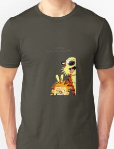 calvin and hobbes cristmast T-Shirt