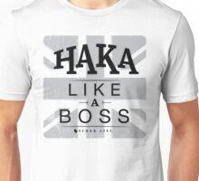 Haka like a boss Unisex T-Shirt