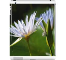 Waterlily Tablet Case iPad Case/Skin