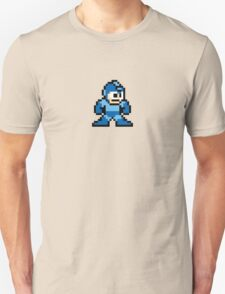 Pixel Megaman Standing Unisex T-Shirt