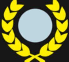 Halo Captain Insignia Sticker