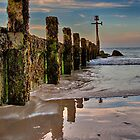 Seringham Beach protrait by Mark Bunning