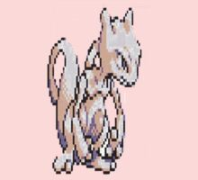 Pokemon Mewtwo Sprite by s0ph13c
