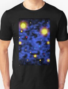 The Blue Nebula T-Shirt