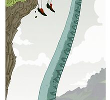 Loch Ness buddies by Stieven Van der Poorten