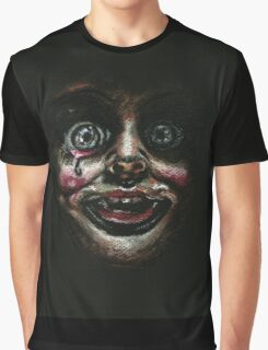 Annabelle - The Conjuring Graphic T-Shirt