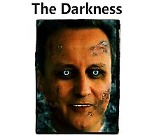 The Darkness Photographic Print