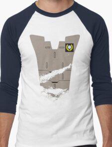 Thomas Lasky - Battle Damaged Men's Baseball ¾ T-Shirt