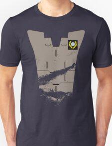 Thomas Lasky - Battle Damaged T-Shirt