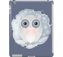 Snowly Owl iPad Case/Skin