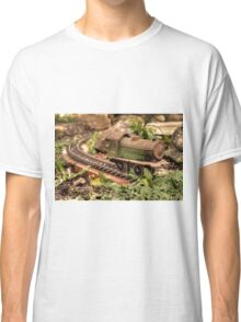Leaves on the Line  Classic T-Shirt