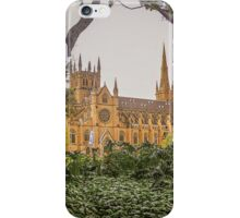 Towers and Spires of St Mary's iPhone Case/Skin