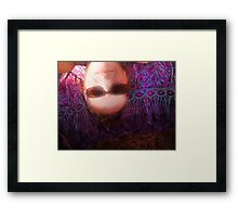 Linaji Icon 2012-Relax and Breath Framed Print