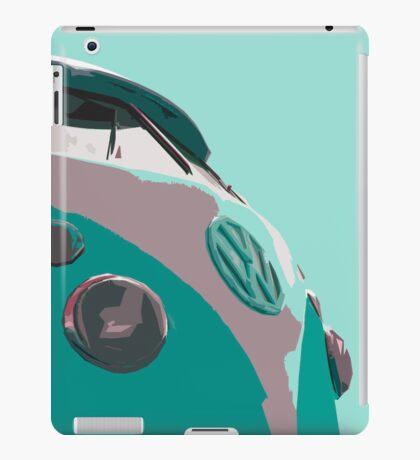 Aqua VW Split iPad Case iPad Case/Skin