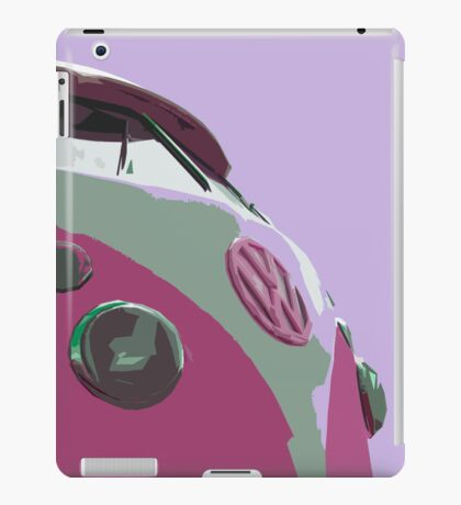 Sexy Pink VW Split iPad Case iPad Case/Skin