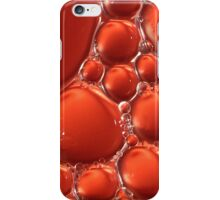 Shades of Red and Orange iPhone Case/Skin
