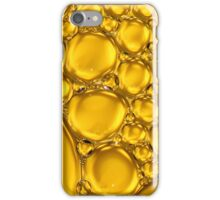 Shades of Gold iPhone Case/Skin