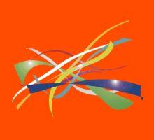 Color Nine Ribbon Kids Clothes